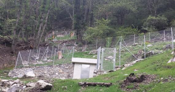 Cugnasco - Sorgente Pian dell'acqua (1)