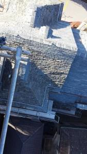 Riparazione tetti in piode